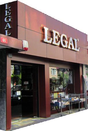 legal kitabevi